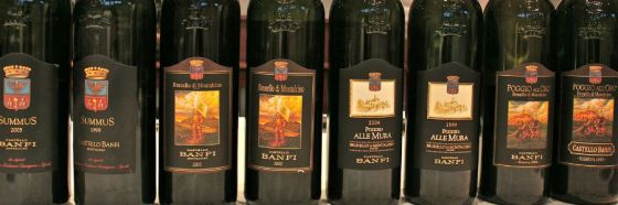 Brunello, Rosso y Toscana IGT