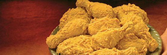 Receta para preparar pollo frito