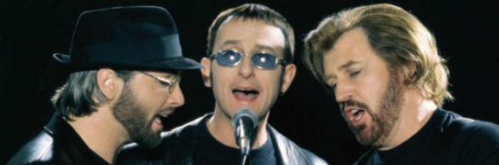This is where I came in, The Bee Gees