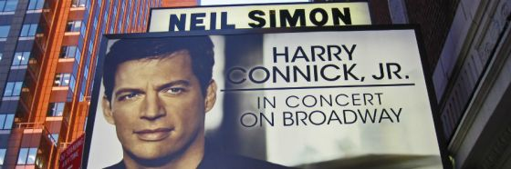 Hear me in the harmony, Harry Connick Jr.