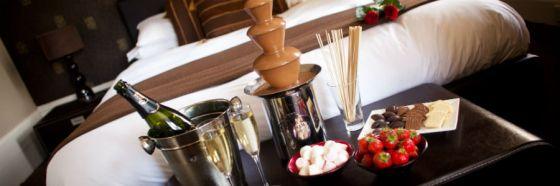 Inglaterra ofrece a los viajeros golosos un hotel de chocolate