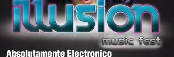 Illusion Music Fest reúne a 6 extraordinarios Dj's en El Hatillo
