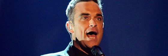 No regrets, Robbie Williams