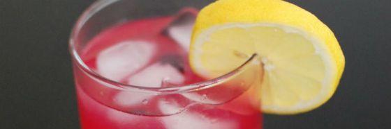 Limonada de moras