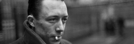 Novela y rebeldía, Albert Camus