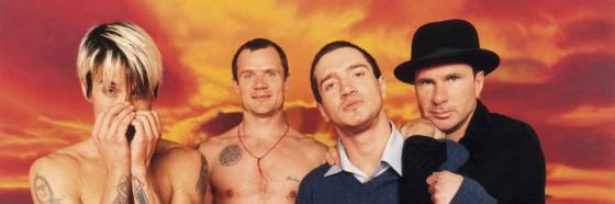 Aeroplane, Red Hot Chili Peppers