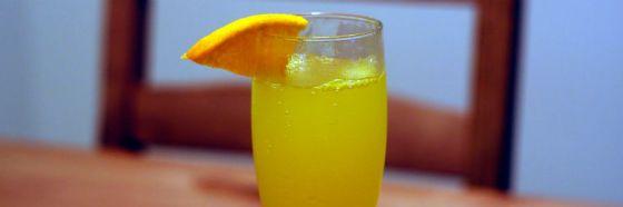 Mimosa coctel receta champagne sparkling brunch