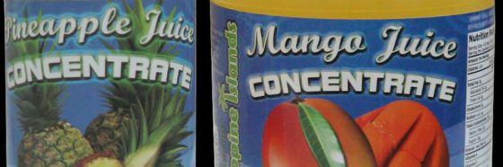 3 desventajas de los jugos a partir de concentrado de frutas