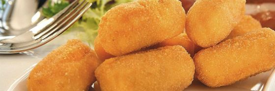 Croquetas de jamón receta tapas