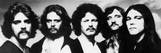 Take it to the limit, the Eagles