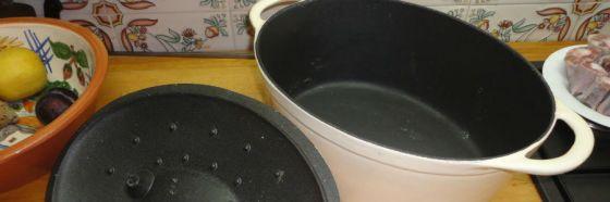 6 sencillos pasos para curar ollas de hierro fundido