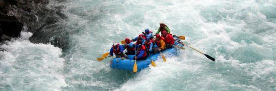 4 tips al momento de hacer rafting