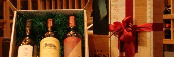 3 ideas al momento de regalar vinos
