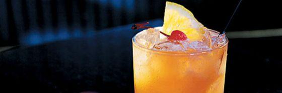 Whisky sour coctel cocktail bourbon