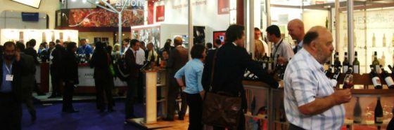 Comienza la Feria de vinos del Excelsior Gama