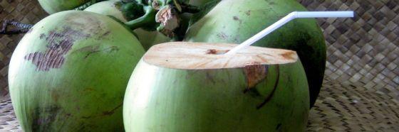 6 razones para tomar agua de coco