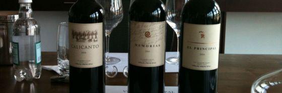 3 razones que hacen de los vinos de El Principal joyas chilenas