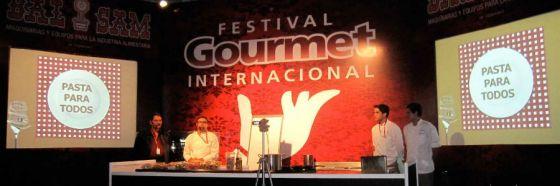 Segundo día de Festival Gourmet en 3 momentos