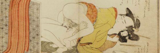 Shunga es la primavera del arte erótico