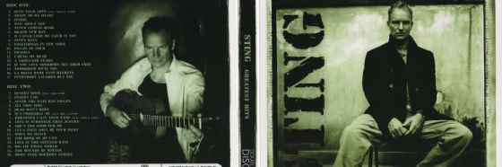 Mad about you, Sting