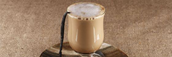 Café a la vainilla