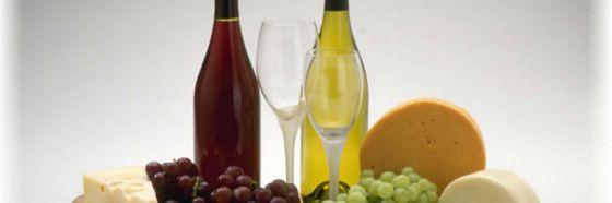 5 armonías perfectas entre quesos y vinos