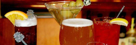 5 niveles de calorías de las bebidas alcohólicas