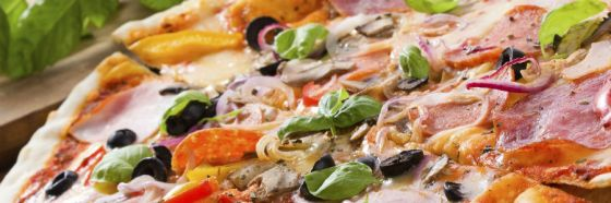 3 secretos para que tu pizza sea light