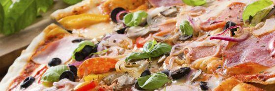 3 secretos para que tu pizza sea light