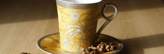 Café especiado con leche de coco