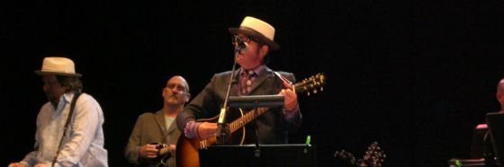 The other end of the telescope, Elvis Costello