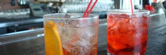 Spritz coctel cocktail receta