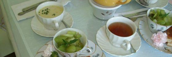 5 tips de maridaje entre té y comidas