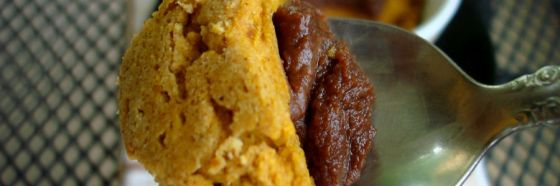 Torta de auyama
