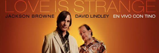 I'm alive, Jackson Browne feat. David Lindley