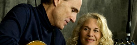 You've got a friend, James Taylor and Carole King