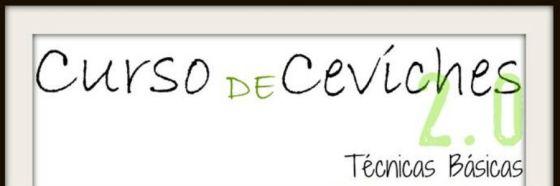 Jorge Puerta y Adrián Yánez regresan a Guardaviñas con su curso de Ceviche 2.0