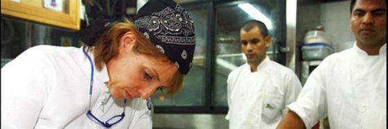 5 claves de la cocina de Helena Ibarra, premio Tenedor de Oro 2012