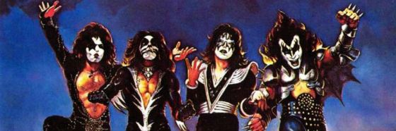 See you tonight, Kiss