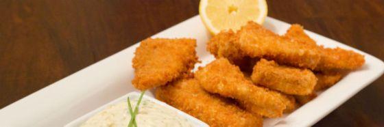 3 tips para freír pescado