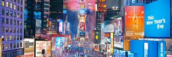 5 plazas espectaculares para recibir el Año Nuevo