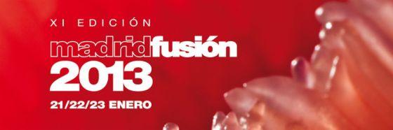 4 razones para asistir a Madrid Fusión 2013