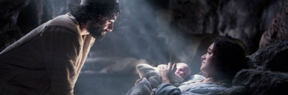 Nacimiento de Jesús en el Evangelio según San Lucas Navidad