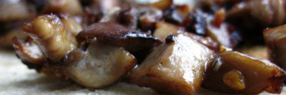 3 razones para comer champiñones