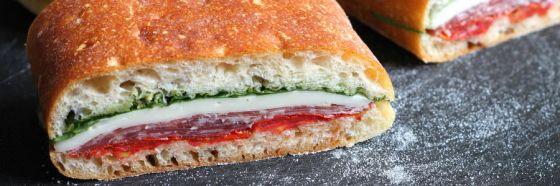 5 claves para un perfecto sándwich estilo italiano