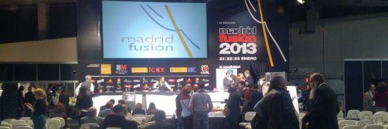 3 aciertos gastronómicos en Madrid Fusión 2013