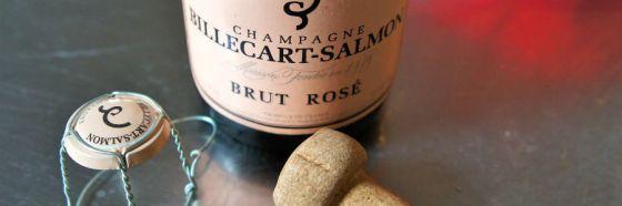 3 razones de la leyenda de Billecart-Salmon champagne rosé