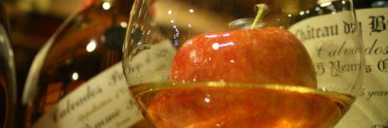 4 pasos para degustar Calvados