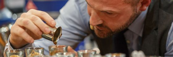 Aprende los secretos del buen café con Francesco Sanapo