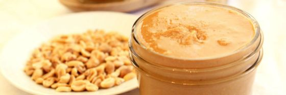 6 razones para comer mantequilla de maní artesanala